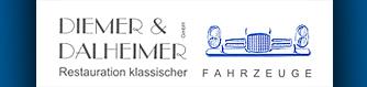 Diemer und Dalheimer - Restauration klassischer Fahrzeuge